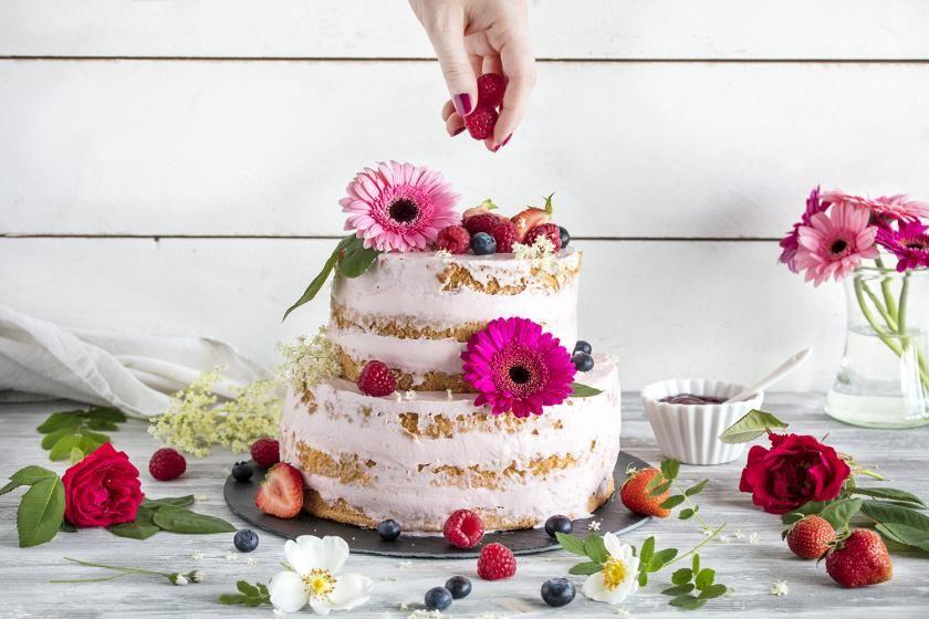 Naked Cake kann jeder! Schritt für Schritt erklärt – Boda fotos