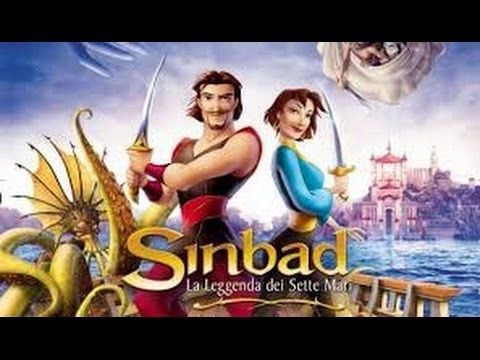 Sinbad: la leggenda dei sette mari - Guarda il film d'animazione italiano - YouTube