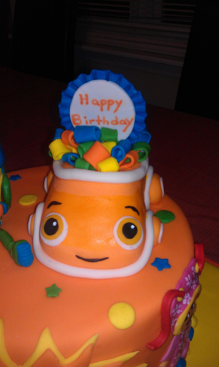 Team Umizoomi Cake Toppers 2000 Via Etsy