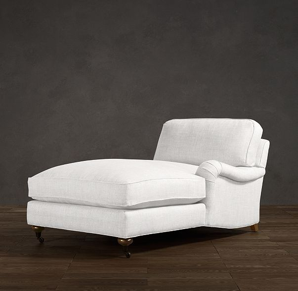 Pin by Space by Design on Historic Style Library   Chaise ...
