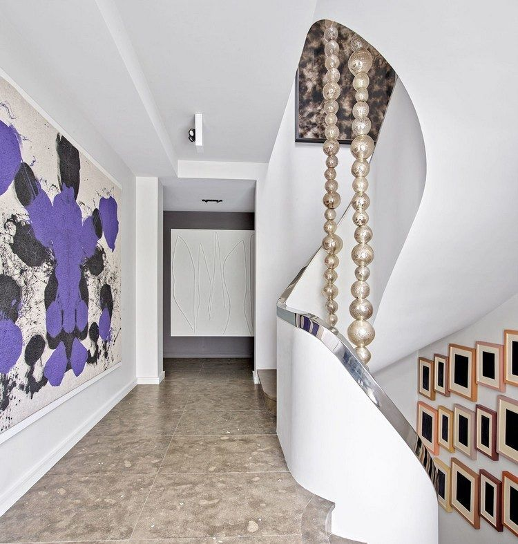 12 Incredible Modern Staircases You Need Now | Www.homedecorideas.eu  #bocadolobo #