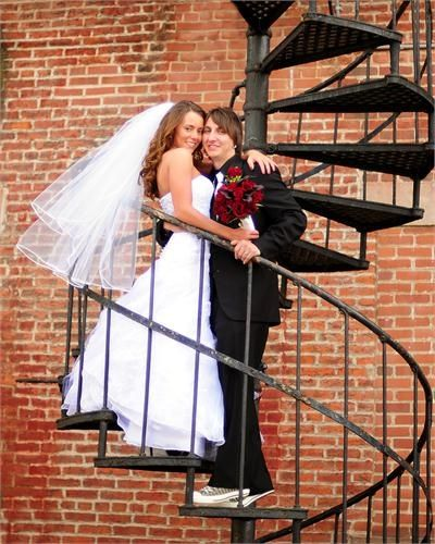 Best Swirl Stairs Our Wedding Photography Wedding 640 x 480