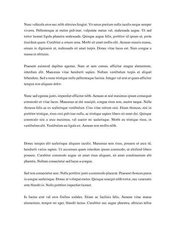Scholarship essay on management
