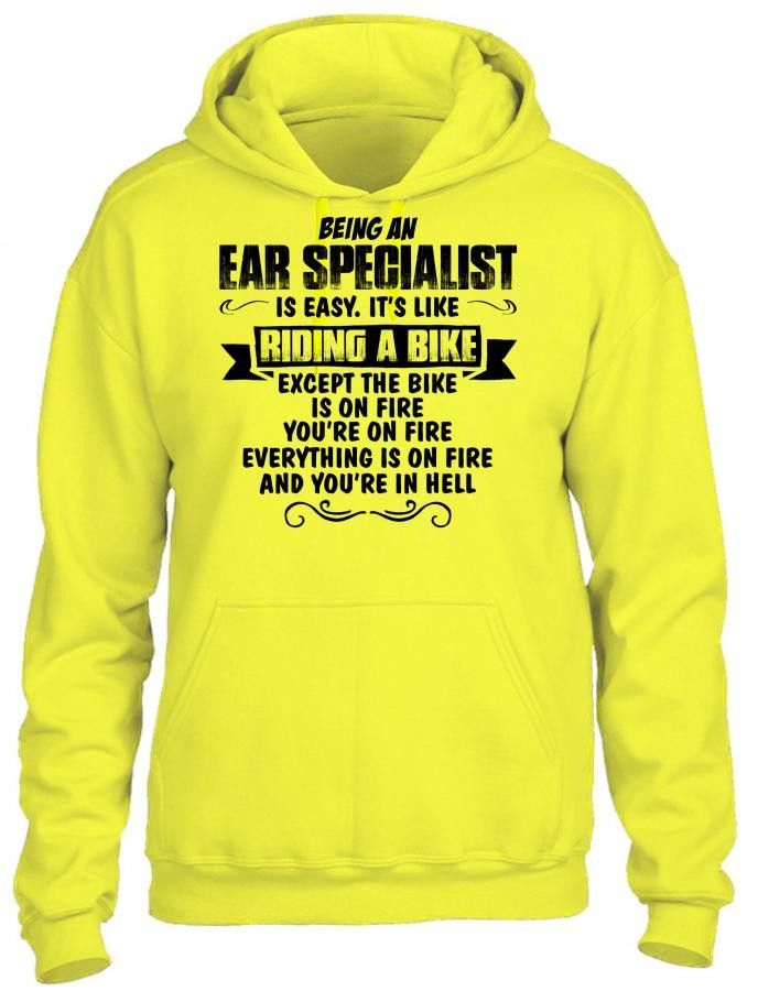 being an ear specialist copy HOODIE