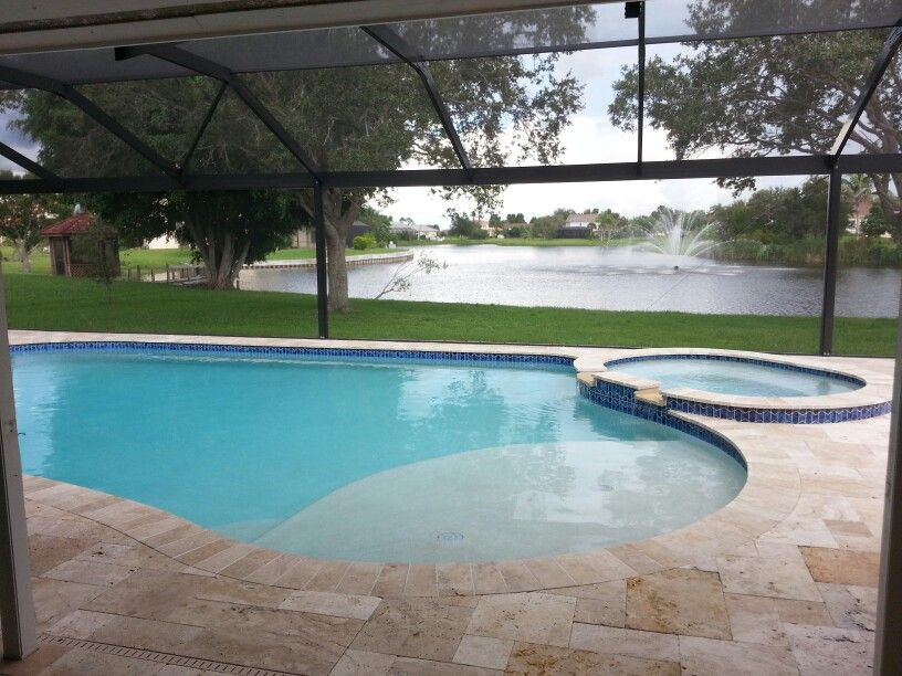 Artistic Pools Of Sarasota Krystal Blue Krete