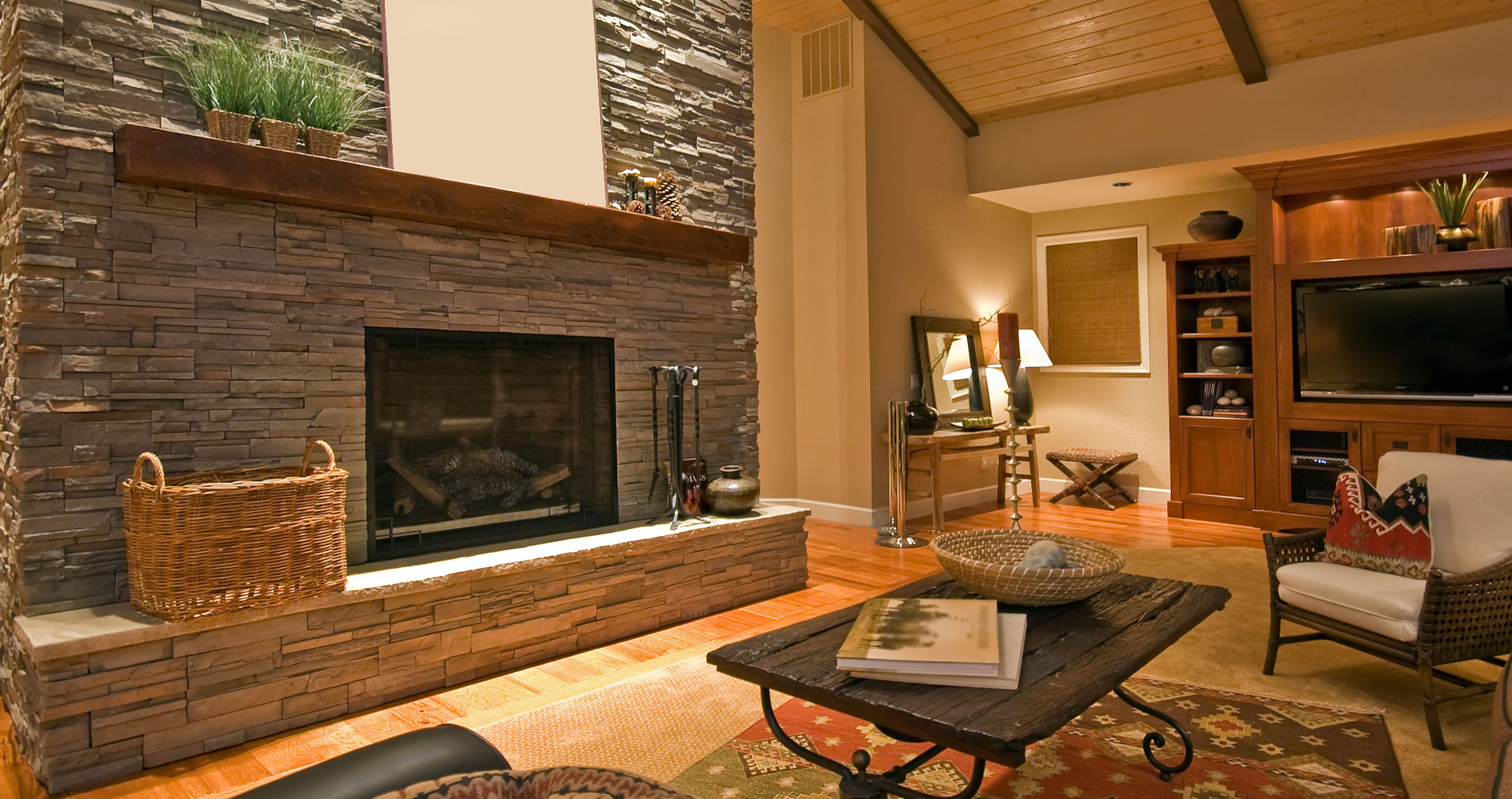 Pin by robyn severs on fireplace makeover pinterest stone