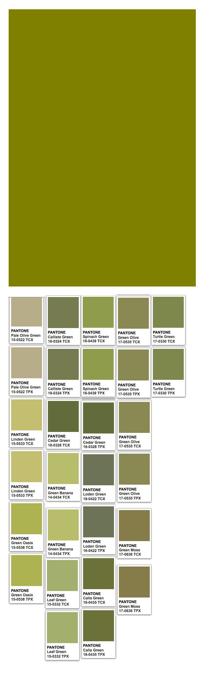 Olive web and related pantone colors yellow green fashion olive web and related pantone colors nvjuhfo Choice Image