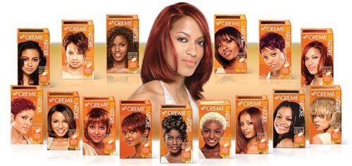 Creme Of Nature Hair Color Gel Natural