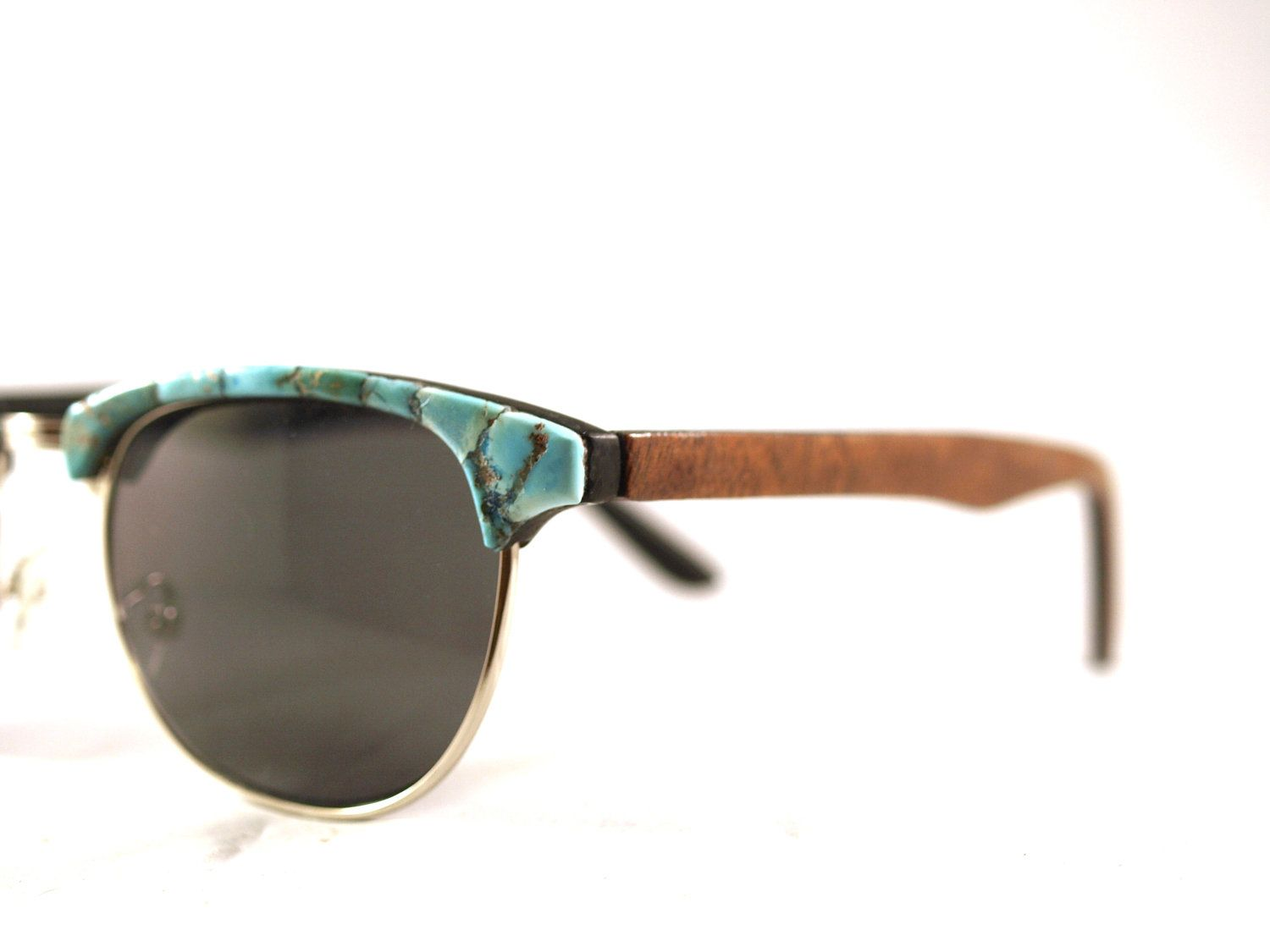 7d75f32bc4485 turquoise sunglasses by Tumbleweeds Sapatos