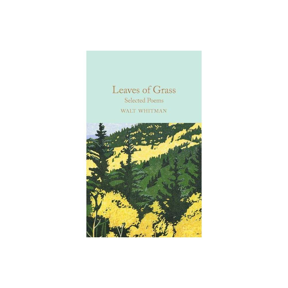 Leaves Of Grass By Walt Whitman Hardcover In 2019