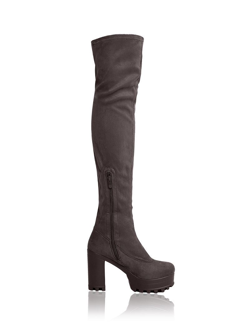 Celestino - Chunky sole high boots | Boots, Fashion ...