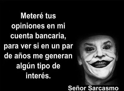 Frase De Memes: Sarcasm, Motivational