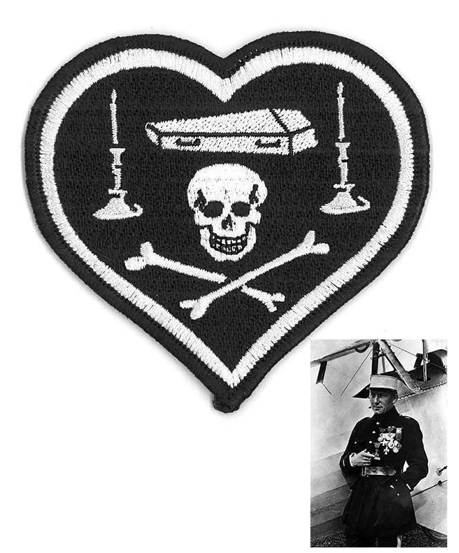 Black Heart Insignia Patch Aviation Gifts Pinterest Black