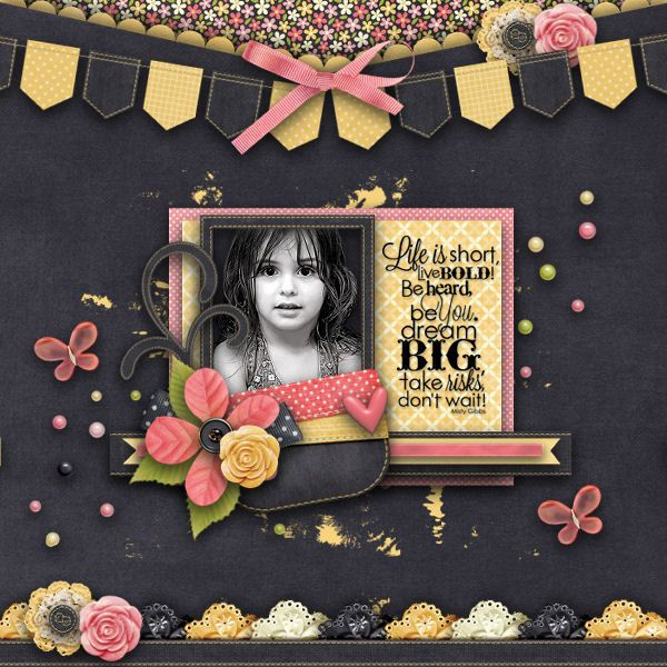 Credits:Blue Jean Baby-May Pickle Barrel by Sugar Kissed Designs https://www.pickleberrypop.com/shop/manufacturers.php?manufacturerid=140 Dream Big Wordart by Fayette Designs http://www.pickleberrypop.com/shop/product.php?productid=27444 Template by Zoe Pearn http://zoepearndesigns.com/april-template-freebie