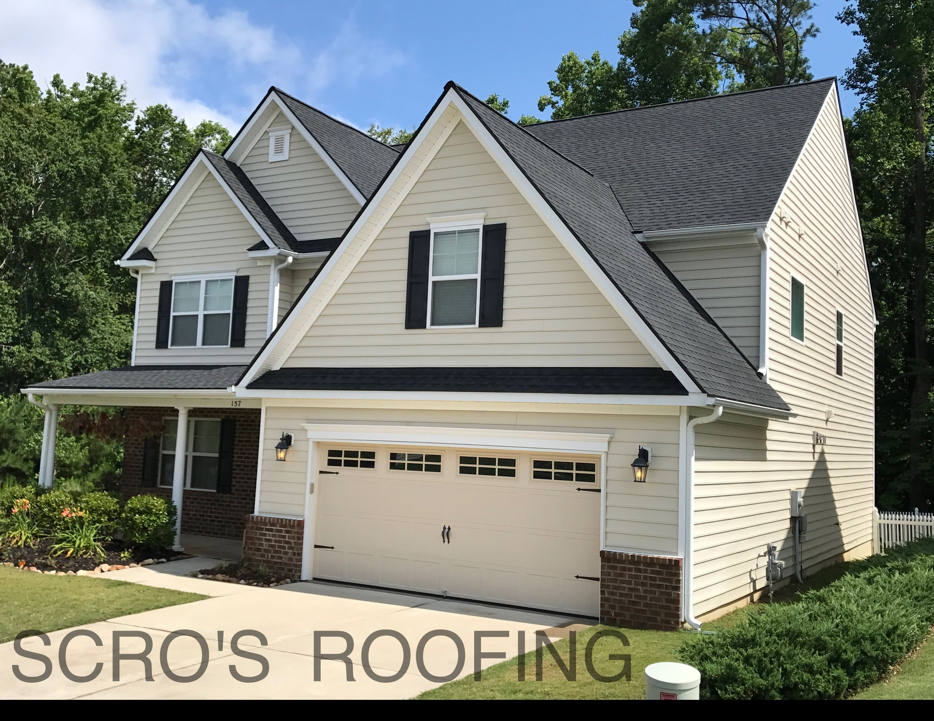 New Roof in Apex NC & Pin by Scrou0027s Roofing on Our Roofs | Pinterest memphite.com