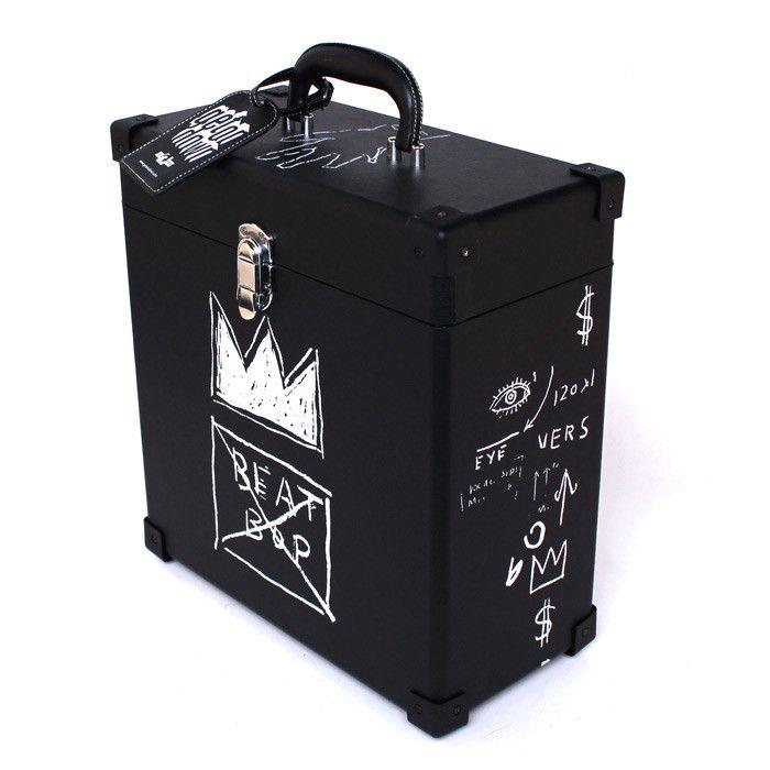 Rammellzee Basquiat Beat Bop Record Box Products Jean Michel Basquiat Jean Basquiat Portable Record Player