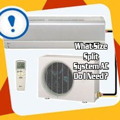 Size is among the most important factors to consider when buying an air conditioner unit.