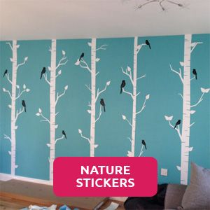 Uniquely Designed Fun And Personalised Removable Wall Stickers - Custom vinyl wall decals uk how to remove