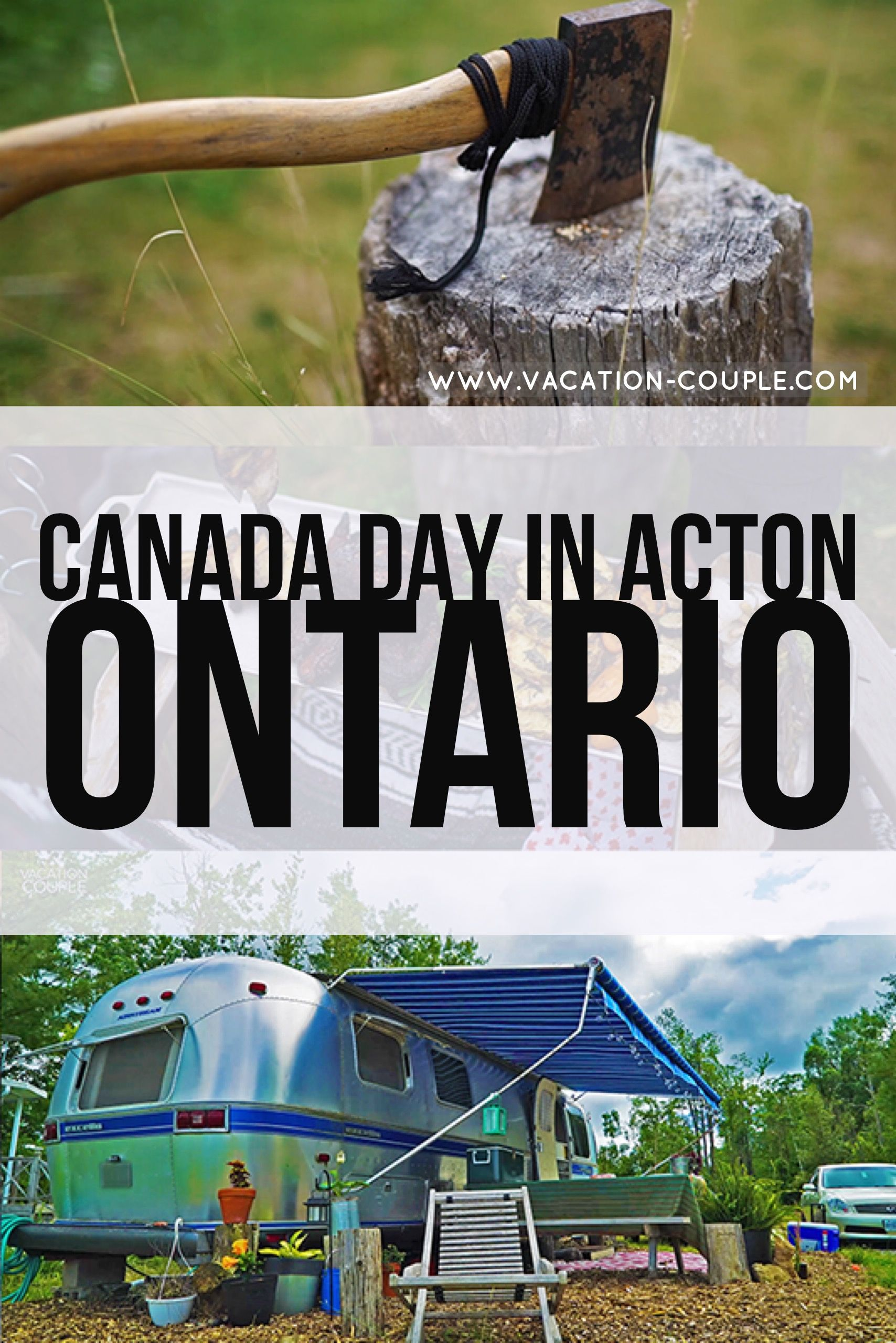 Canada Day in Acton Ontario via Vacation Couple | We ...