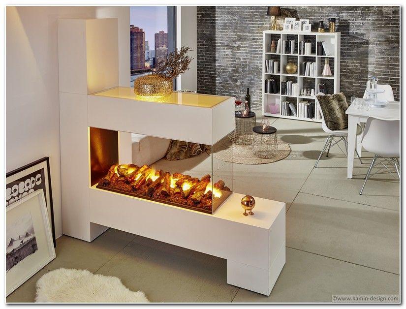 ASPECT 21   L100 De Luxe   Elektrischer Raumteilerkamin #wohnzimmer Ideen  #ModerneKamine #Elektrokamin