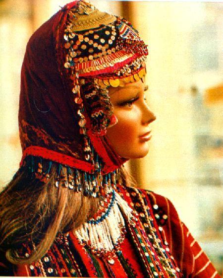 Anadolu Da Gelin Basliklari Ve Giyimleri Kadin Kadin