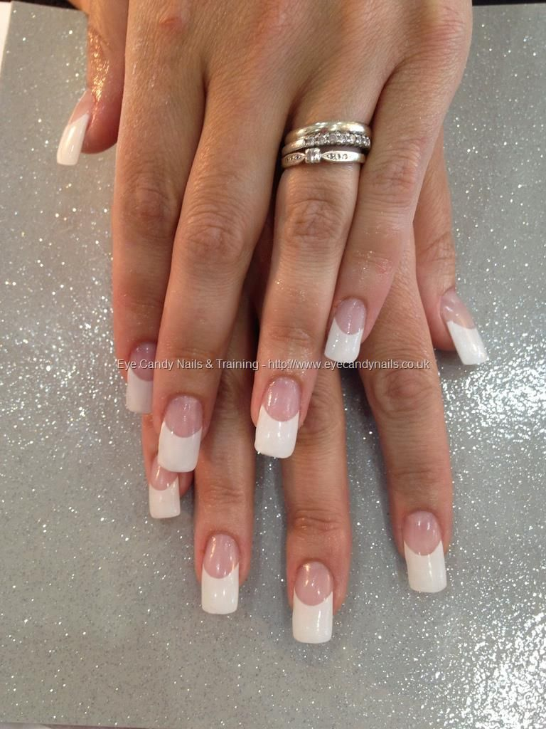 classic and always beautiful, can\'t go wrong with French | Nails ...