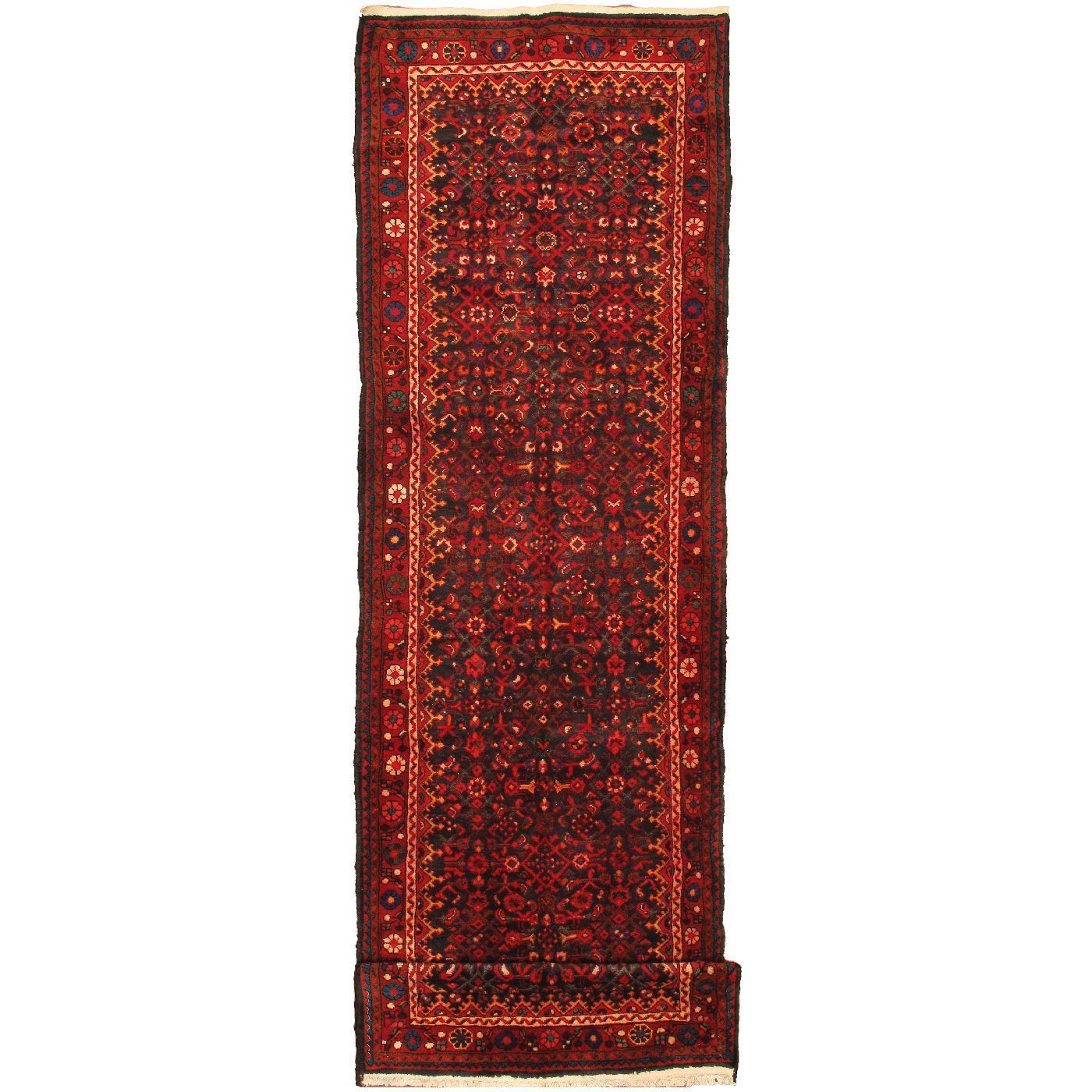 eCarpetGallery Hand-knotted Classic Persian /Red Wool Rug