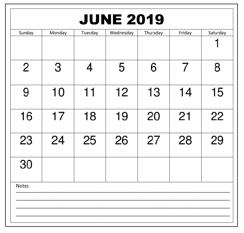 Calendar June 2019 With Images Calendar June June Calendar