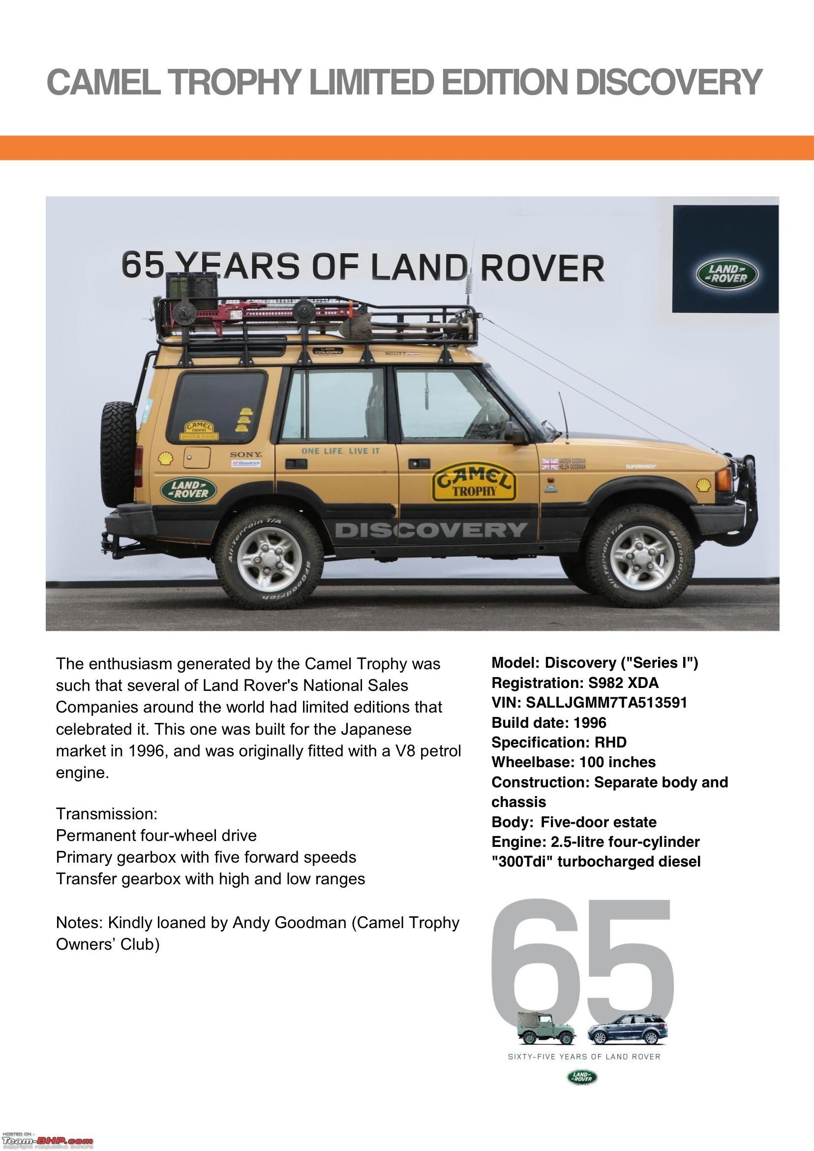 discovery to parts breaking door landrover diesel vehicles rover details land