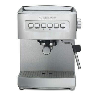 Cuisinart Stainless Steel Automatic Programmable Espresso Machine #automaticespressomachine Cuisinart Stainless Steel Automatic Programmable Espresso Machine #automaticespressomachine