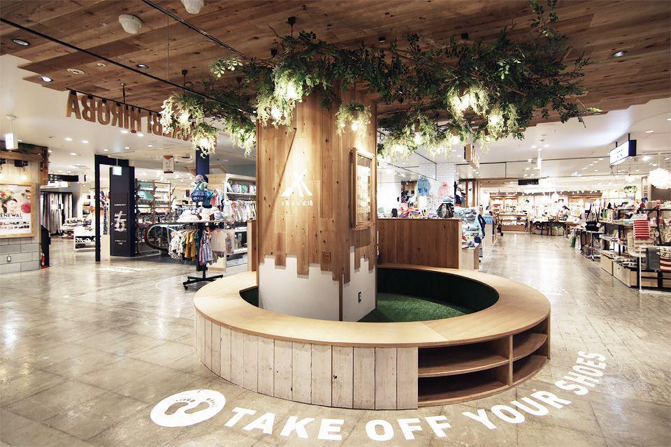 Eight Design 大型商業施設t Faceの店舗デザイン デザイン 店舗デザイン 建築デザイン