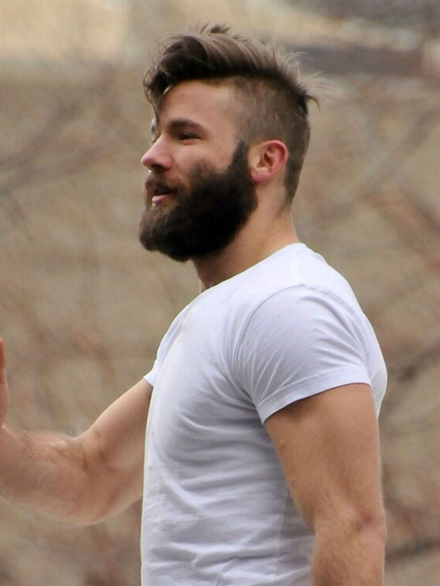 Pin By Jamie Miller On Beards | Pinterest | Awesome Beards, Hipster Beards  And Man Style