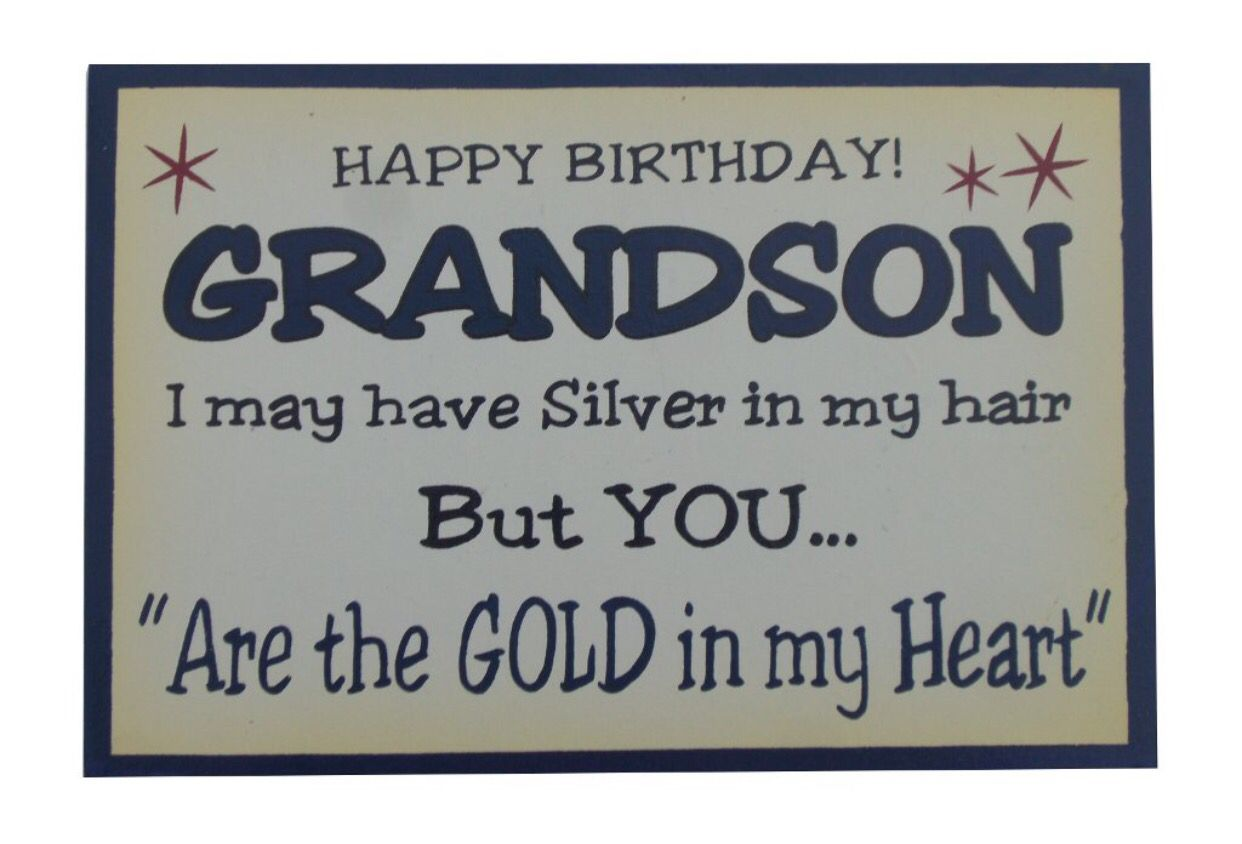 Wishing my 4 years old today grandson a very Happy Birthday