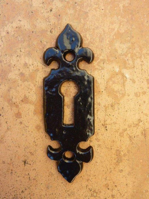 楽天市場 Kirkpatrick カークパトリックイギリス製 ブラックアイアンワークの建築金具鍵穴 アイアン 鍵穴 ヒンジ ラリーズカンパニー どこでもドア 金具 建築
