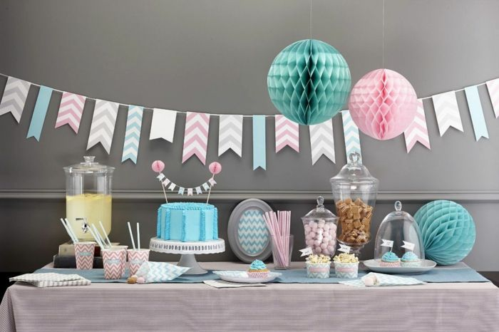 1001 Ideas Para Decoracion Cumpleaños Tutoriales Diy