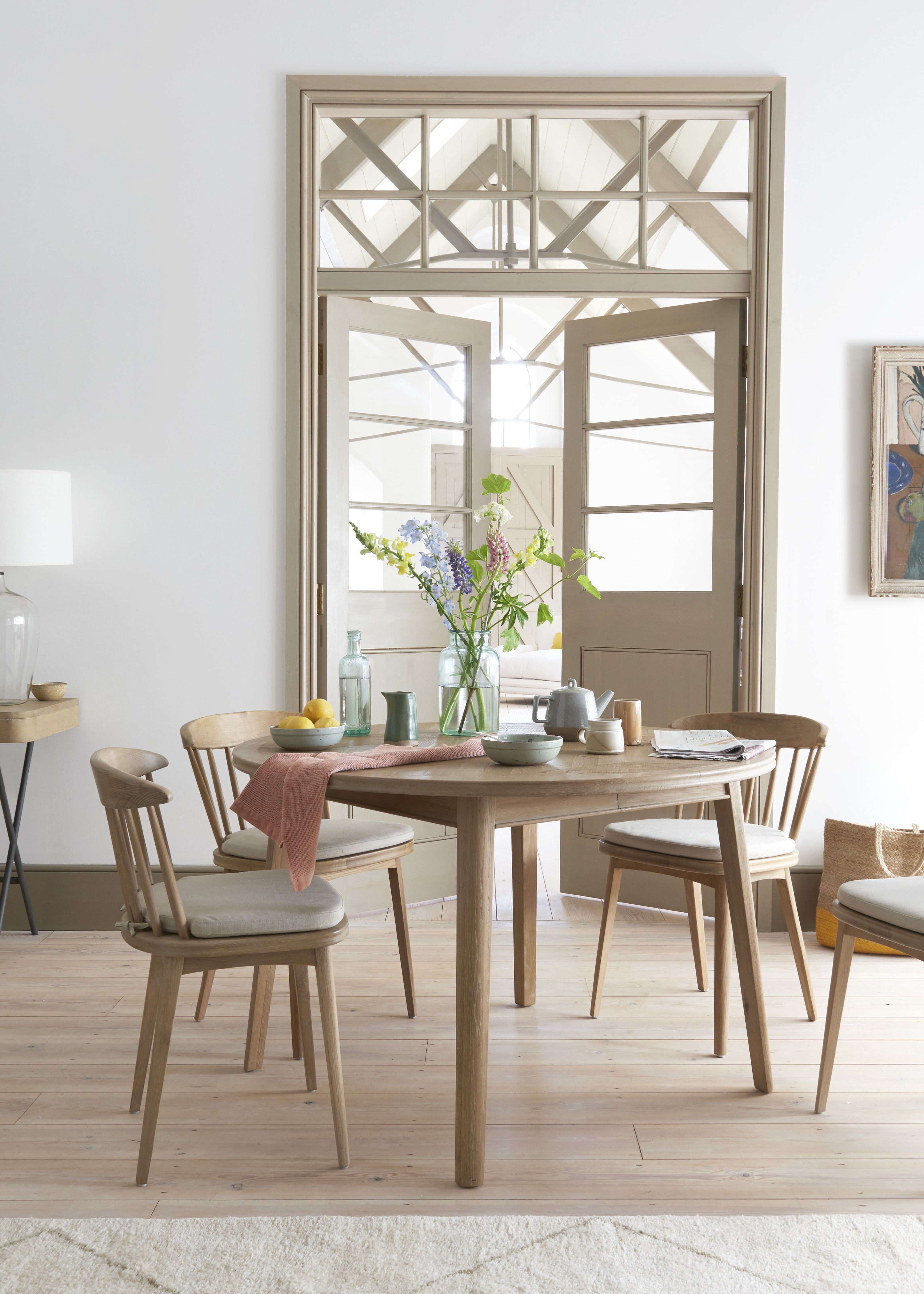 Parquet Pie Extendable Kitchen Table Round Wooden Dining Table Round Pedestal Dining Table Large Round Dining Table