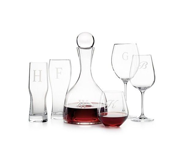 Lenox Tuscany Monogram Collection - Gifts Under $50 - Holiday Gift Guide - Macy's
