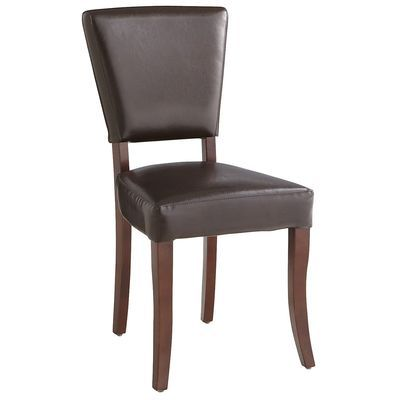 McKinley Dining Chair Pier One 99.95 IINSTEAD OF 129.95 BETTER BECAUSE IT  CAN BE WIPED OFF