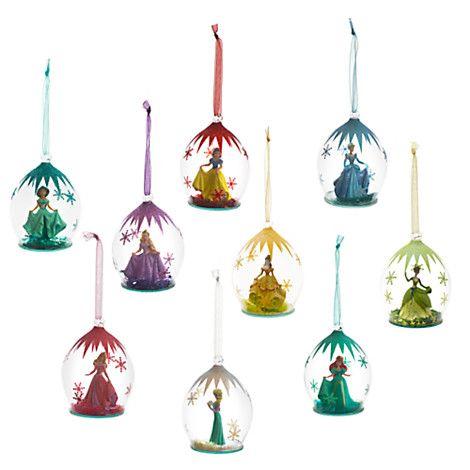 Boule de Noël princesses Disney 9,99 €/pièce | Boule de noel
