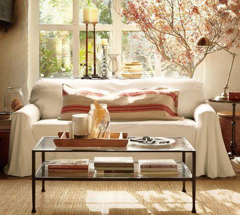 pb tanner coffee table $399.00craigslist $75.00 | my thrifty
