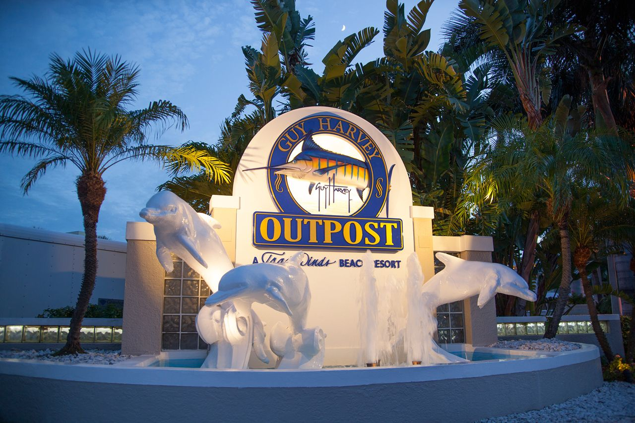 Win A Staycation For 2 At Guy Harvey Outpost Tradewinds Beach Resort