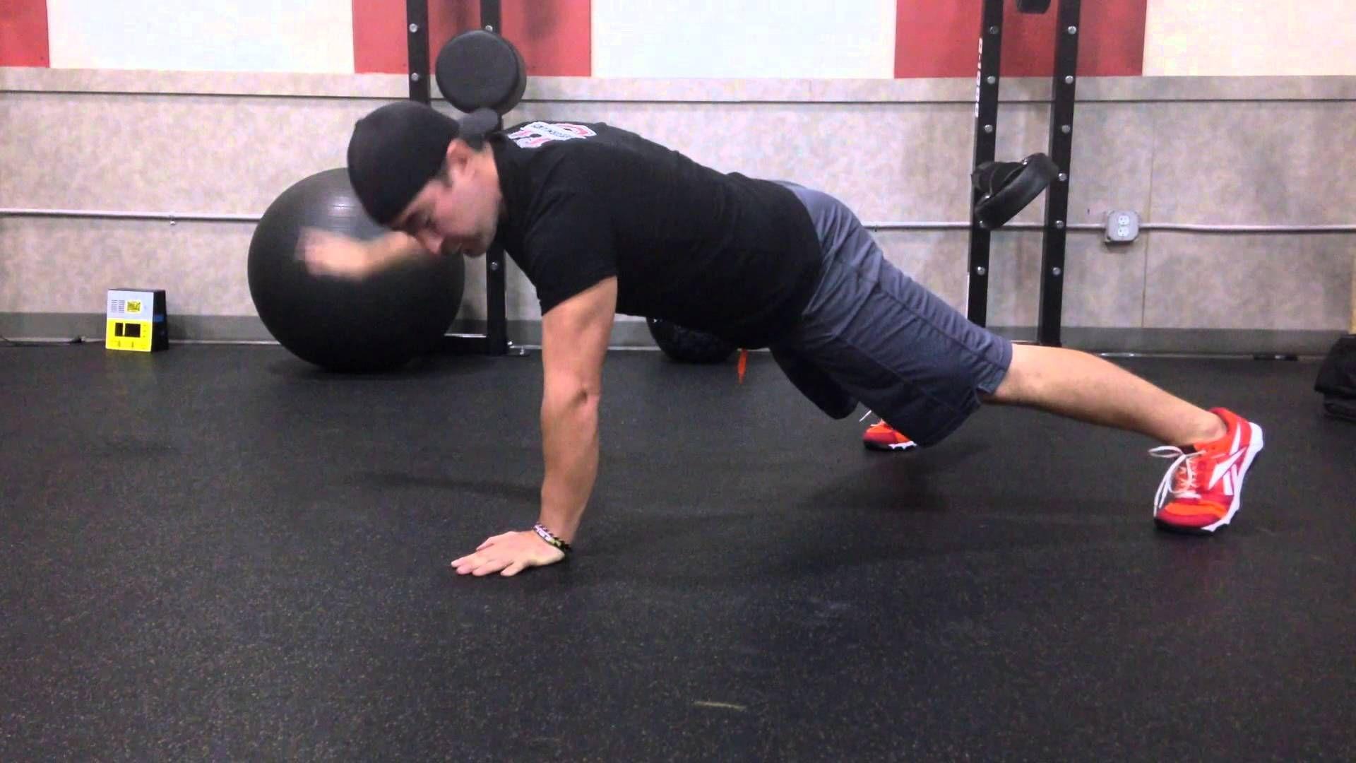 321 Abdominal Plank Protocol