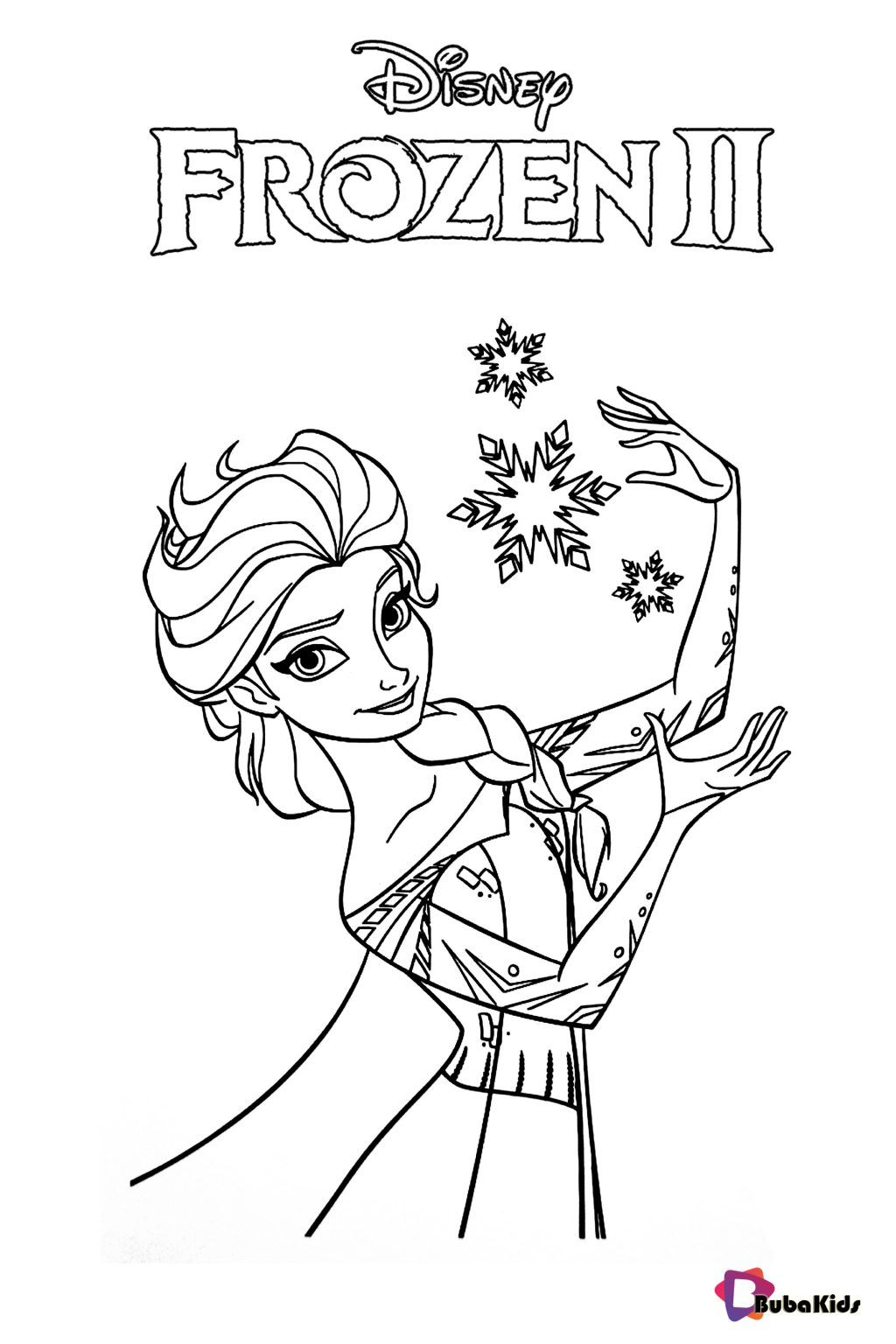 Frozen 2 Queen Elsa Coloring Page Bubakids Bubakids Com Bubakids Com In 2020 Elsa Coloring Pages Dance Coloring Pages Coloring Books