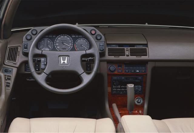 Honda Legend 1987 1991