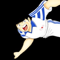 Takeshi Kishida キャプテン翼 と キャプテン
