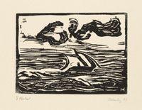 Sailboat inspiration:  MoMA | German Expressionism Maps