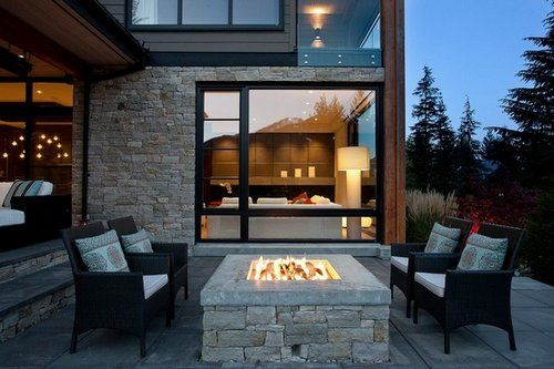 Outdoor Fireplace Can Upgrade Your Home