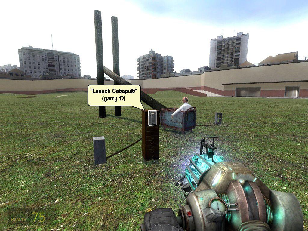 Garry's Mod Garry's mod, Sandbox, Mod