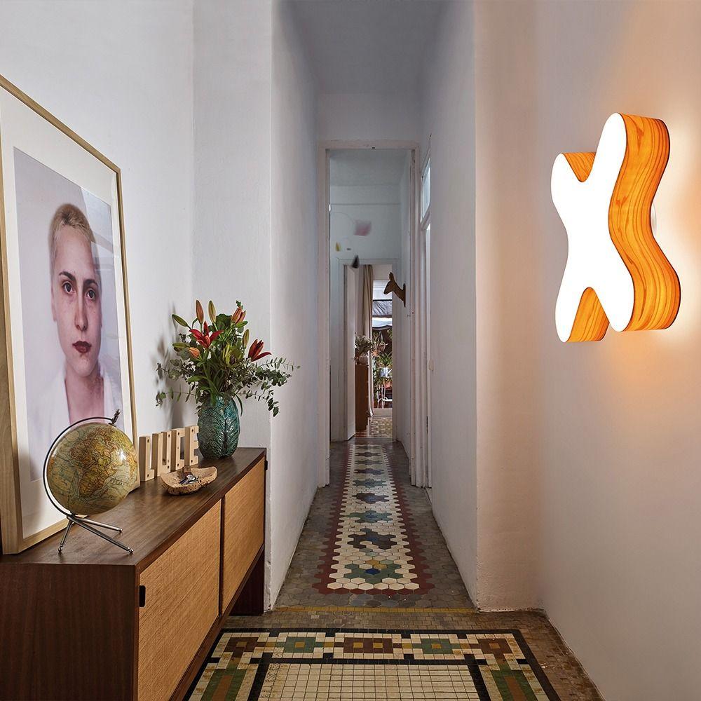 Wand Streichen Ideen Flur: Indirekte Beleuchtung Im Flur