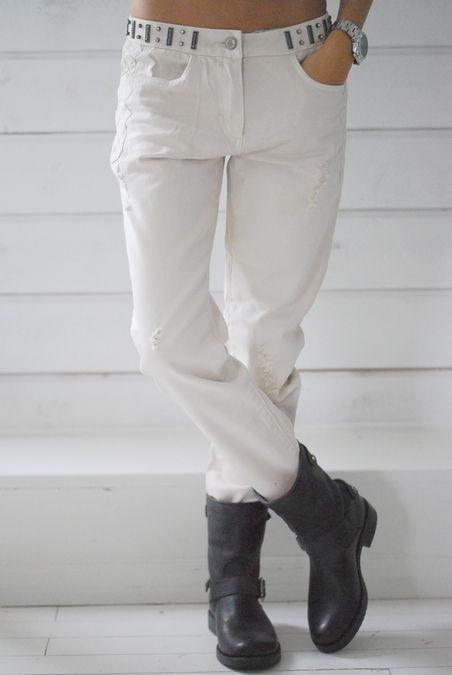 Biskopsgården - MAISON SCOTCH - 2 VINTAGE WHITE